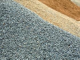Gravel Material Image